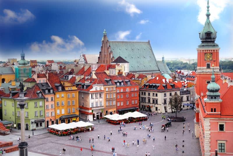 In search for job in Krakow