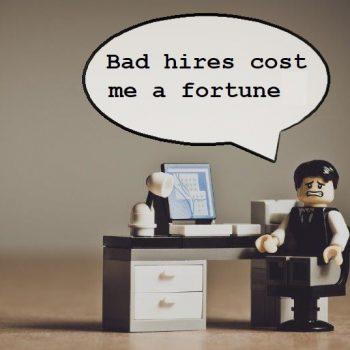 Too big cost of hire